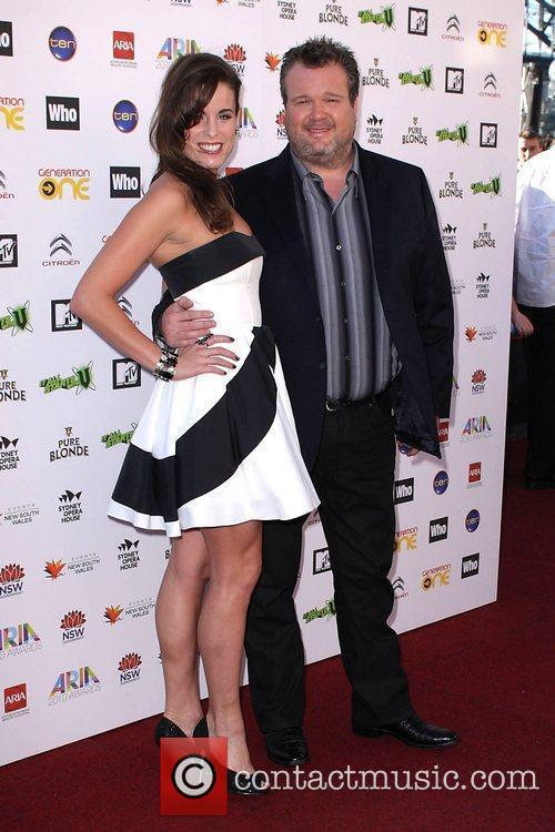 Eric Stonestreet The 2010 Australian Recording Industry Association...