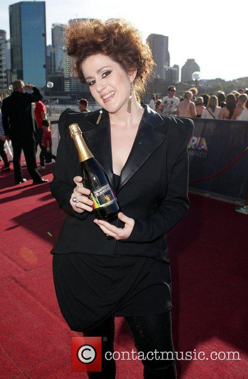 The 2010 Australian Recording Industry Association 'ARIA' Awards...
