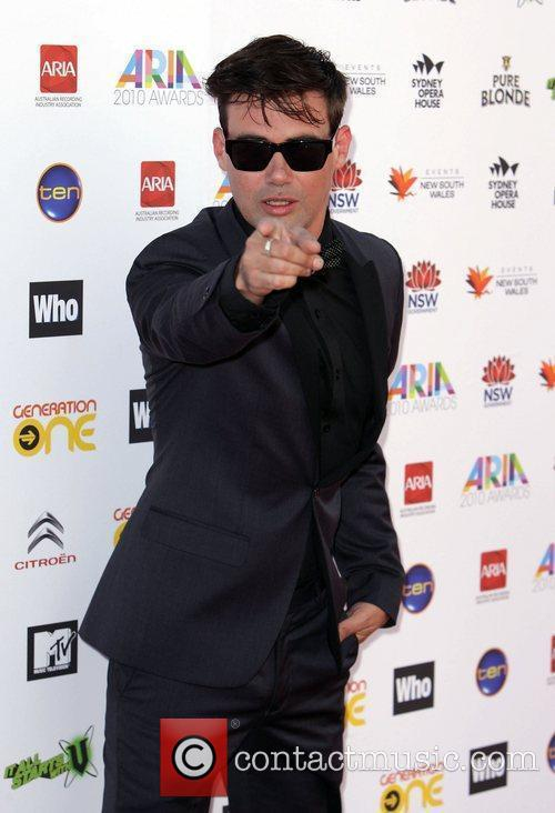 Phil Jamieson The 2010 Australian Recording Industry Association...