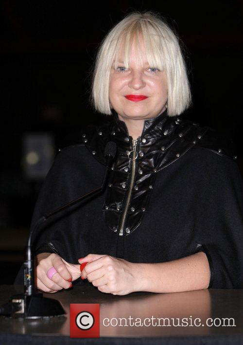 Sia Furler The 2010 Australian Recording Industry 'ARIA'...