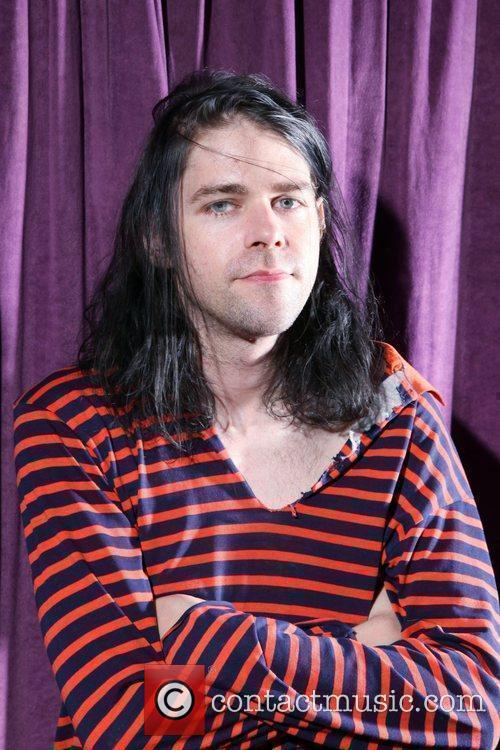 Portrait session with Ariel Pink's Haunted Graffiti at...