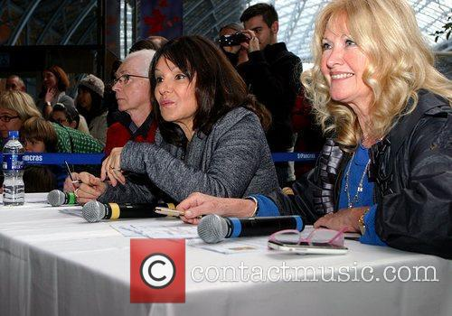 Arlene Phillips and Debbie Moore 'So You Think...