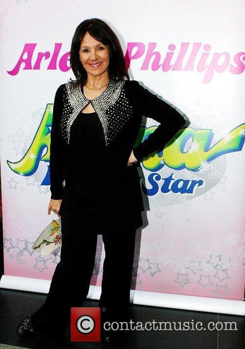 Arlene Phillips  'So You Think You Can...