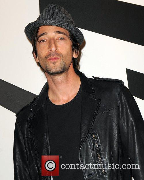 Adrien Brody Art Basel Miami 2010 at the...