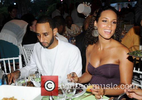 Swizz Beatz and Alicia Keys 3
