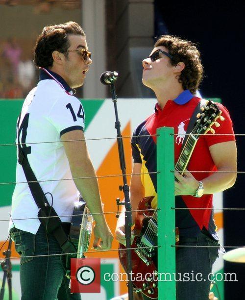 Jonas Brothers and Billie Jean King 3