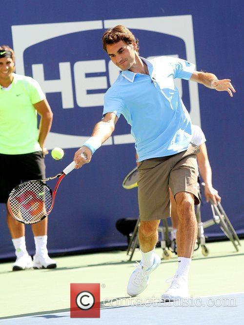Roger Federer and Billie Jean King 2