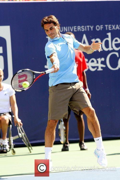 Roger Federer and Billie Jean King 1
