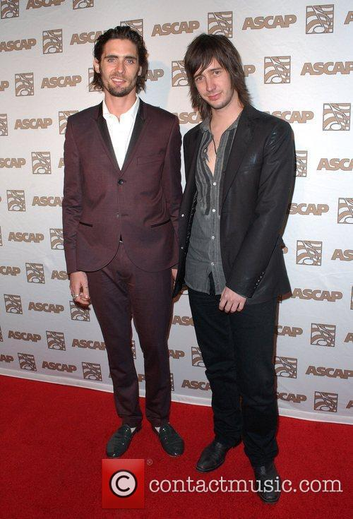 Nick Wheeler and Tyson Ritter of The All-American...
