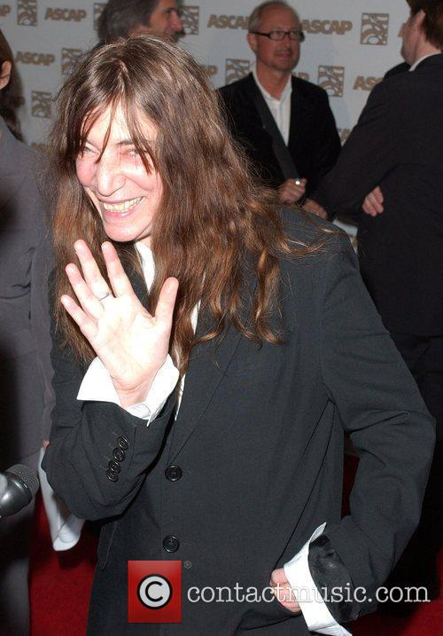 Patti Smith and Ascap 5