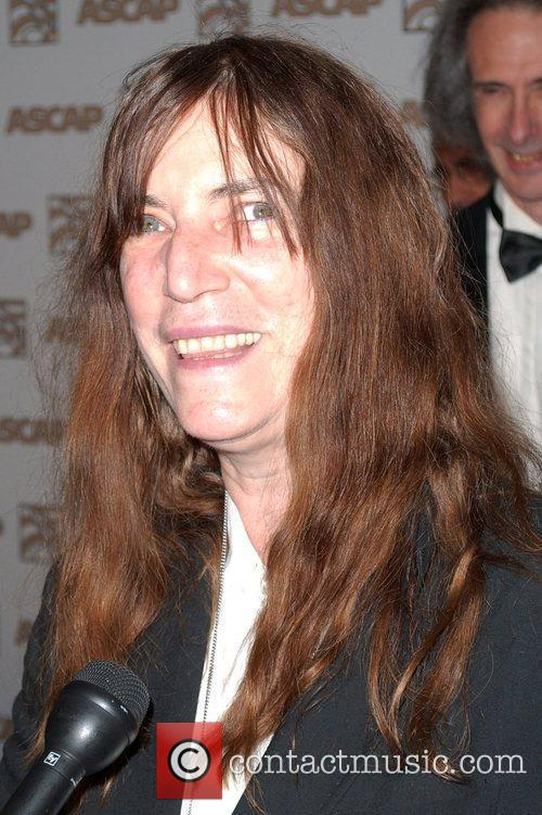 Patti Smith and Ascap 2