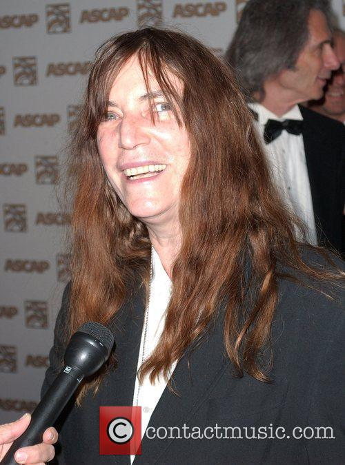 Patti Smith and Ascap 1