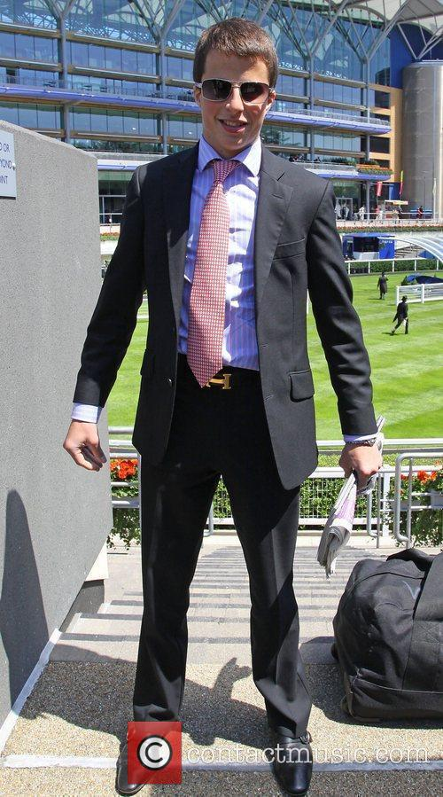 Jockey William Buick Royal Ascot 2010 - Day...
