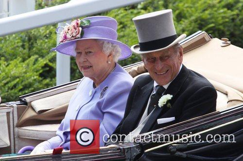 Queen Elizabeth Ii, Prince and Queen 5