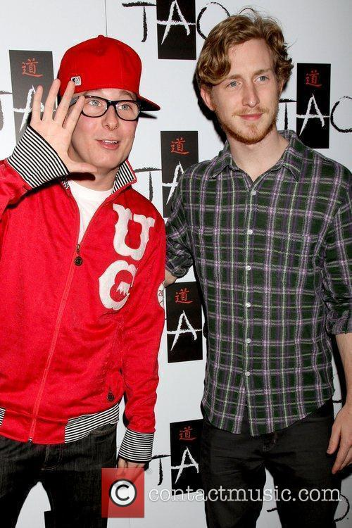Asher Roth hosts a night at TAO nightclub...