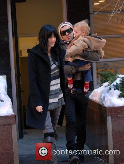 Pete Wentz and Ashlee Simpson 3