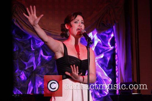 Ashley Brown Opening night of 'Ashley Brown In...
