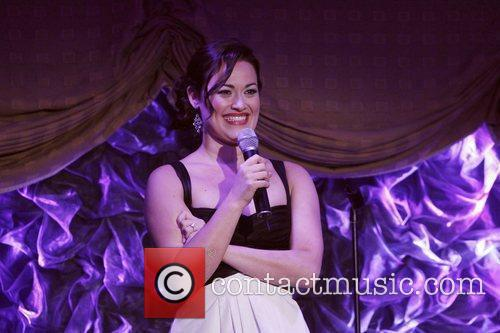 Opening night of 'Ashley Brown In Concert' at...