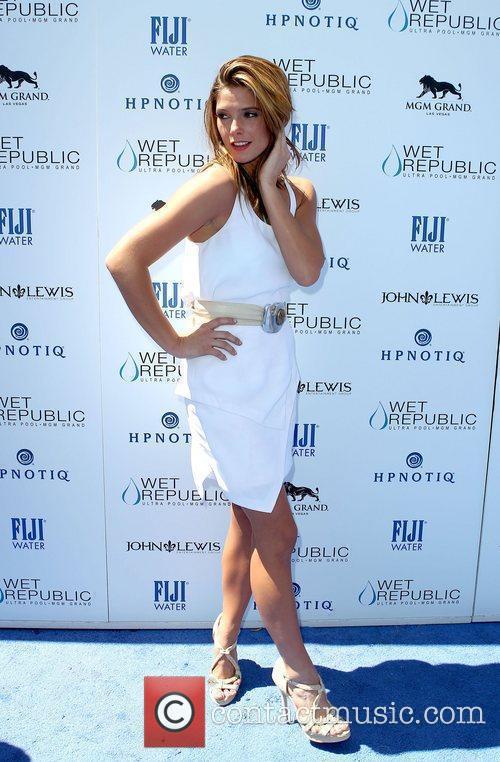 Ashley Greene and Las Vegas 2