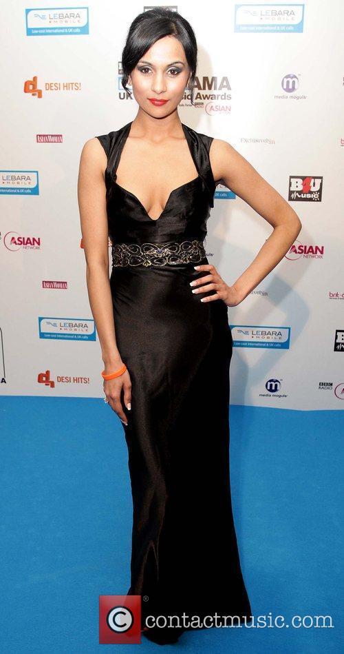 Jaya UK Asian Music Awards at the Royal...