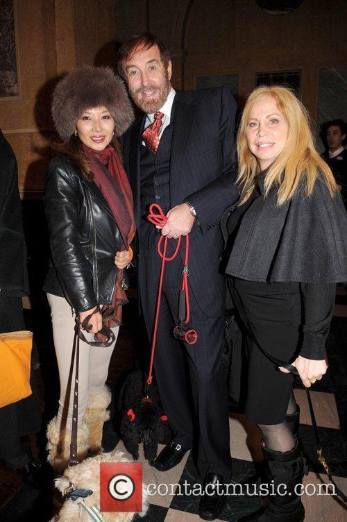 Keiko Aoki, Barry Slotnick and Liz Derringer...