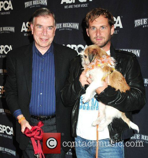 Ed Sayers and Josh Lucas at the 2010...