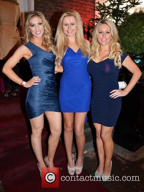 Aine Moore, Pamela Ryan, Tiffany Stanley  The...