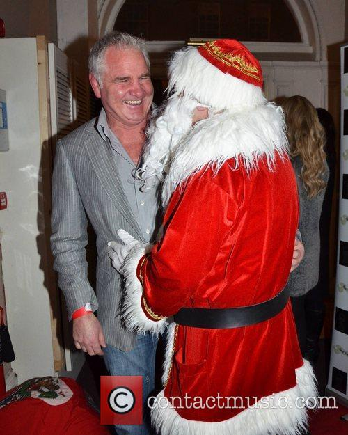 Brent Pope & Santa  The Annual Assets...