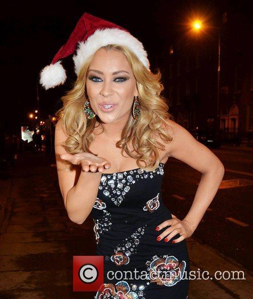 Hazel O'Sullivan  The Annual Assets Christmas Party...