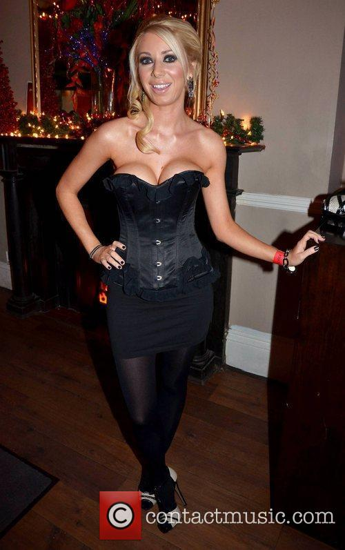Sarah Carthy  The Annual Assets Christmas Party...