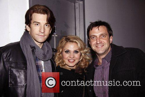 Andy Karl, Orfeh and Raul Esparza 2