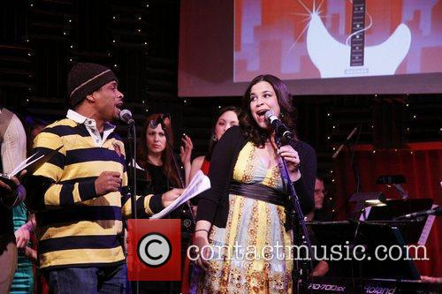 The Finale, Chestor Gregory, Lindsay Mendez and cast...