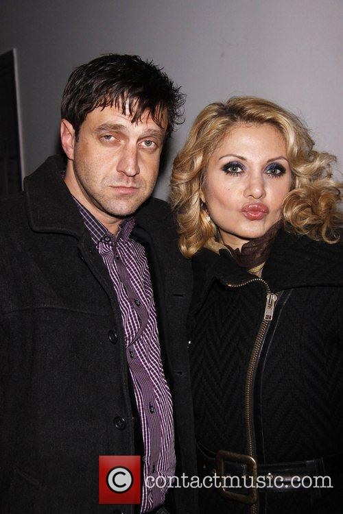 Raul Esparza and Orfeh 4