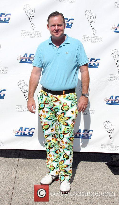 Joel Murray attends the Academy of Television Arts...
