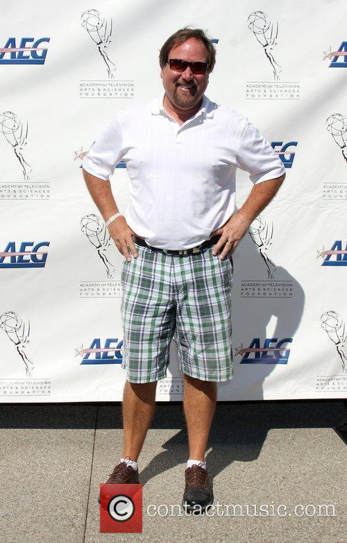 Richard Karn attends the Academy of Television Arts...