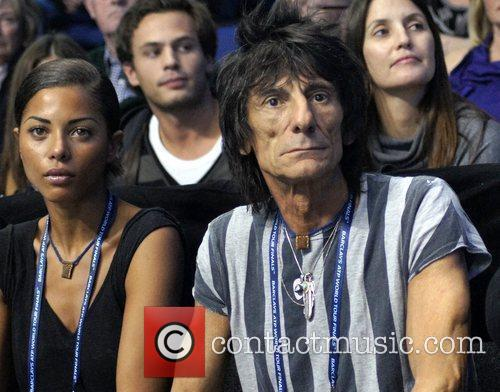 Rolling Stones and Ronnie Wood 8