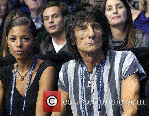 Rolling Stones and Ronnie Wood 1
