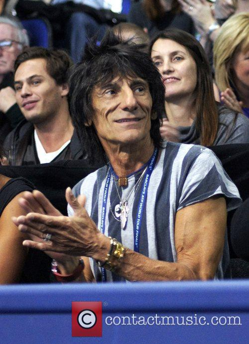 Rolling Stones and Ronnie Wood 3