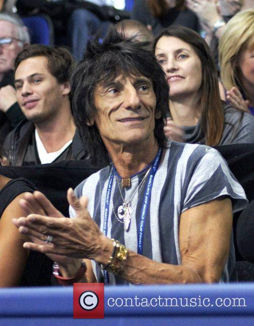 Rolling Stones and Ronnie Wood 7