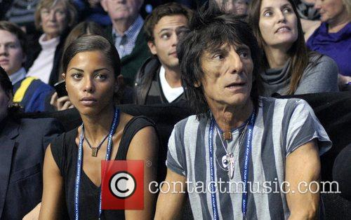 Rolling Stones and Ronnie Wood 11