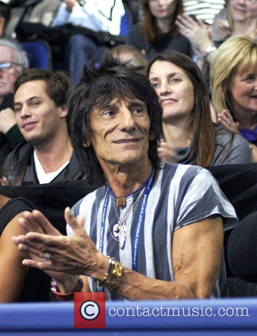 Rolling Stones and Ronnie Wood 2