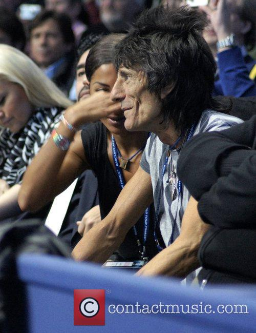 Rolling Stones and Ronnie Wood 5