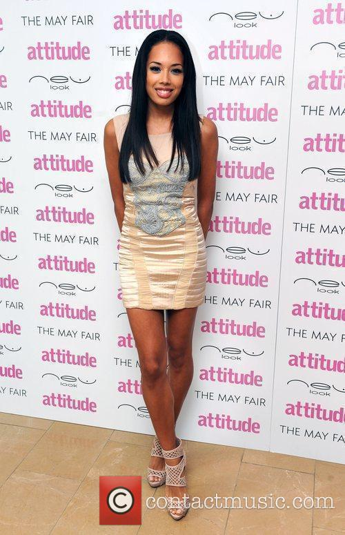 Attitude's Sweet 16 Birthday Party held at the...