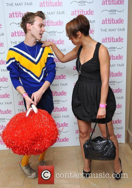 Guest and Amelle Berrabah Attitude's Sweet 16 Birthday...
