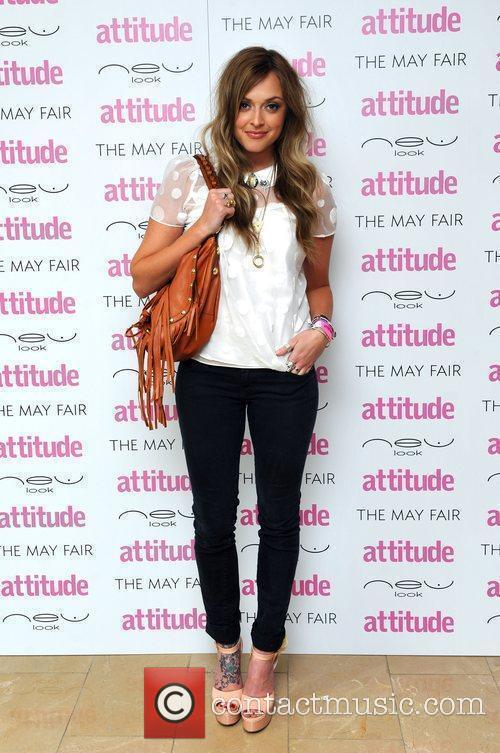 Fearne Cotton Attitude's Sweet 16 Birthday Party held...