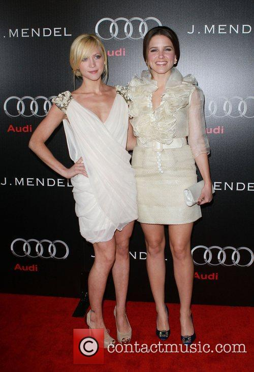 Brittany Snow, Celebration and Sophia Bush 4