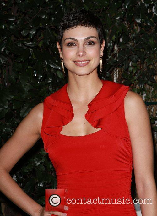 Morena Baccarin and Celebration 4