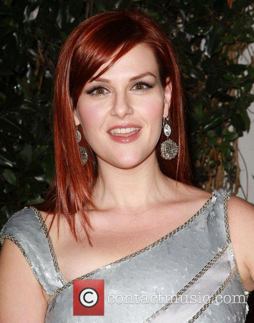 Sara Rue, Celebration, Golden Globe Awards