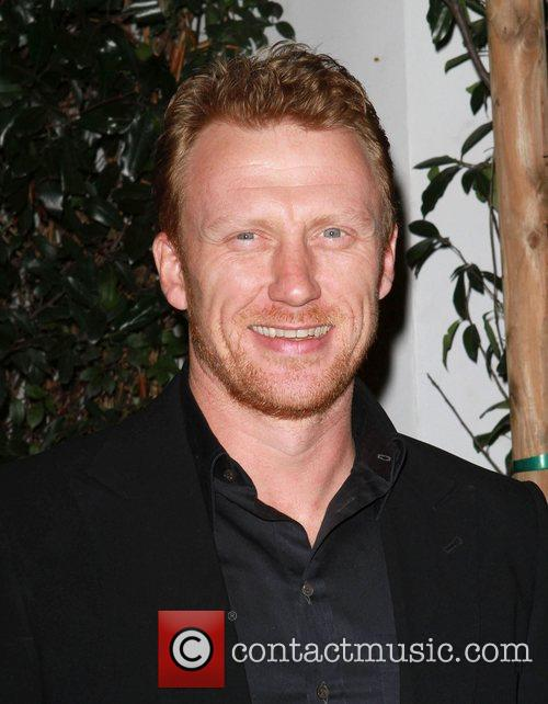 Kevin McKidd and Celebration 3