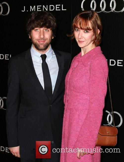Simon Helberg and Celebration 4